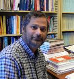 A picture of Professor Sreenivas Jammalamadaka