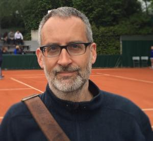 A picture of Professor Paul Gustafson