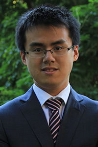 A picture of Prof. Anru Zhang
