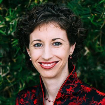 A picture of Professor Rebecca Willett