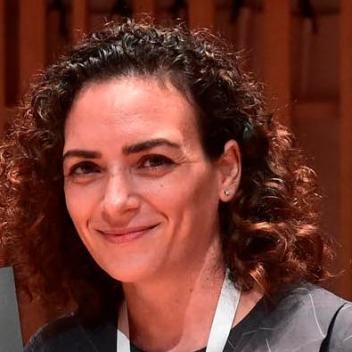 A picture of associate professor Simge Küçükyavuz