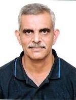 An image of Professor Misra, Neeraj
